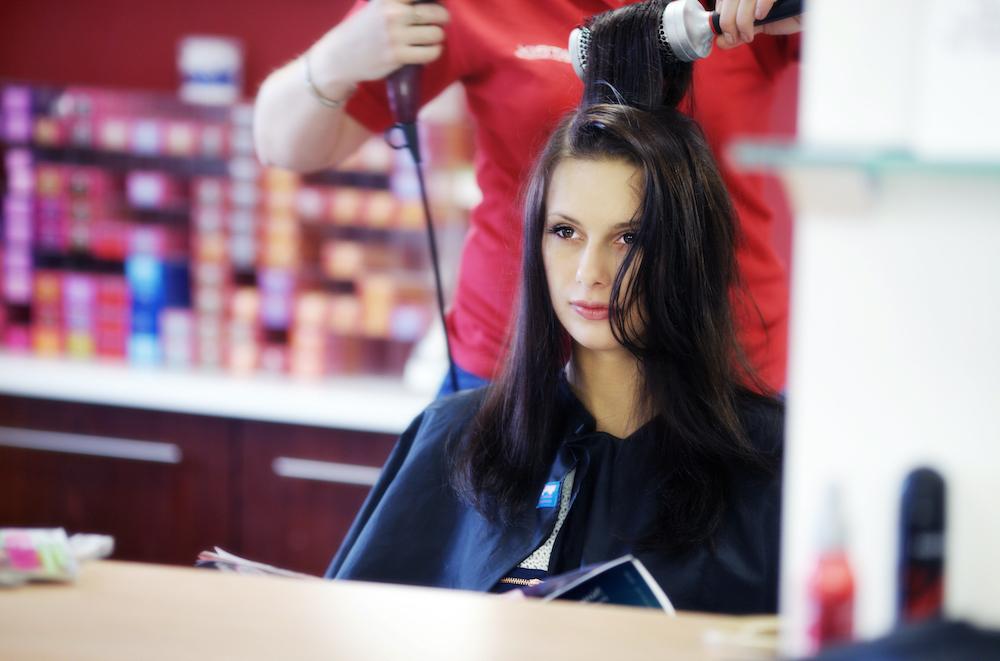 salon fryzjerski naleczow
